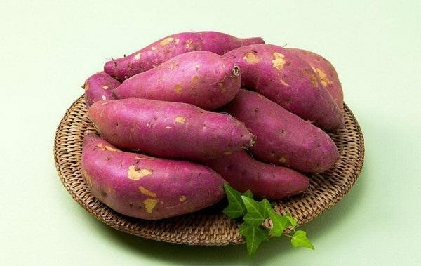 The Top Five Sweet Potato Producing States