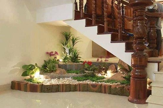 15 Unique Ideas For Indoor Garden Under Stairs Andy