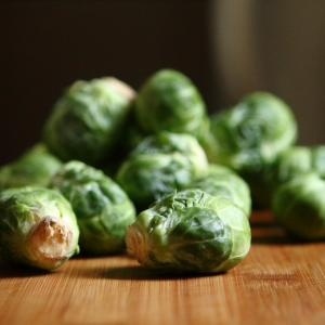 Healthy Food-Brussels Sprout