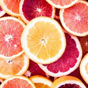 Healthy Food - Grapefruit