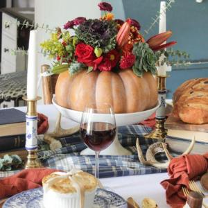 15 DIY Thanksgiving Centerpieces to Beautify Your Table