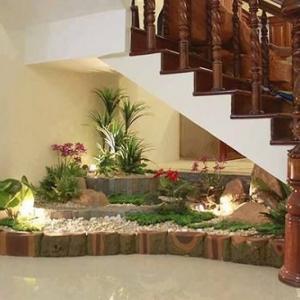 15 Unique Ideas For Indoor Garden Under Stairs