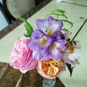今年不用买花了~香味阵阵😍
