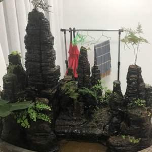 """我新添加了一棵""""水系景观""""到我的""""花园"""""""